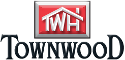 Town Wood homes logo